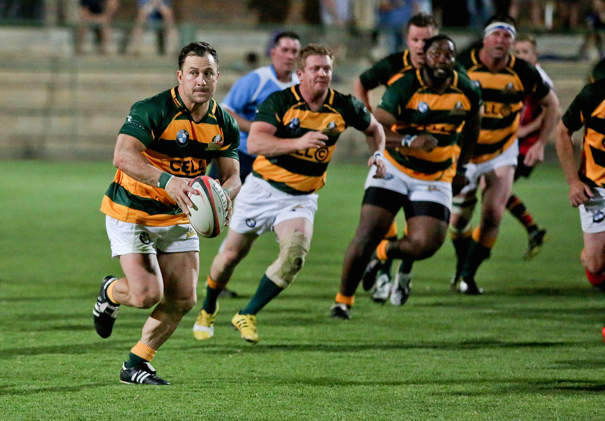 SA Rugby Legends Returns To Tuks
