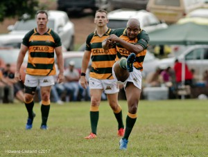 SA RUGBY LEGENDS DEBUT J9 JERSEY IN MALELANE 7