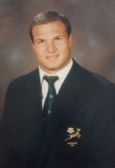 Chris Rossouw