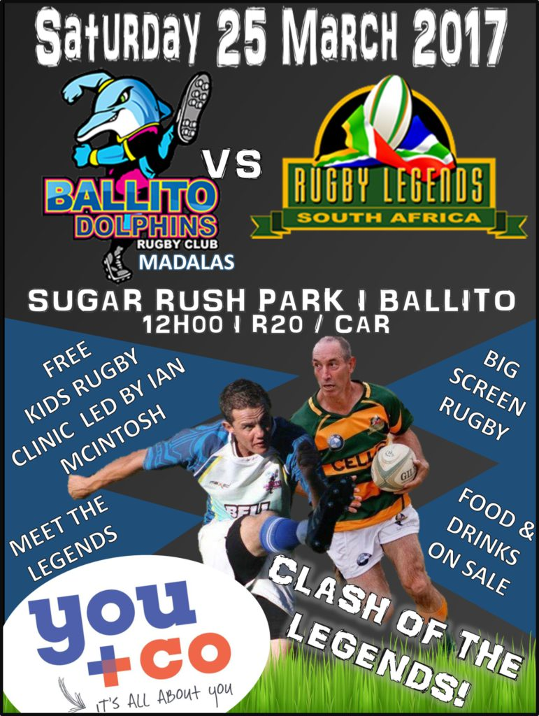 Ballito Madala's VS Natal Legends