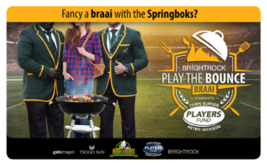 Fancy a braai with the Springboks