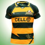 The SA Rugby Legends Association unveils the J9 jersey in honour of the late Joost van der Westhuizen