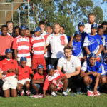 South Africa and Monaco Rugby Exchange a Touchdown!