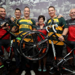 Rugby Legends Cycle For Change