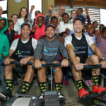 Triumphant Rowing Challenge Goes Large for Charity