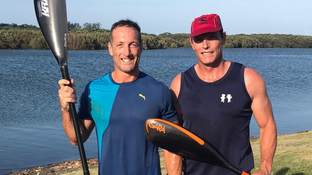 Rugby Legends Row for Cancer 2