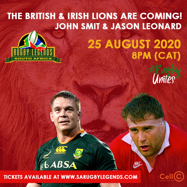 british lions webinar