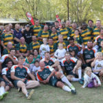 Watch Rugby Legends clash and provide a helping hand